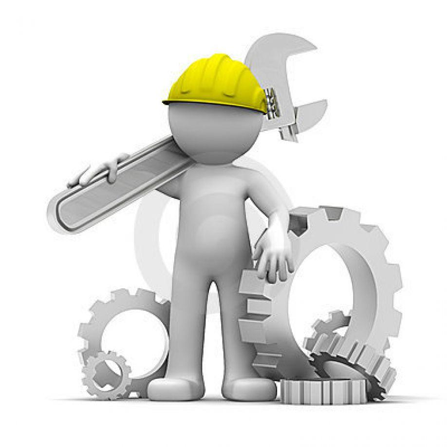MAINTENANCE FOR CUTTING CHIPS CONVEYING DEVICES OF CNC MACHINES.